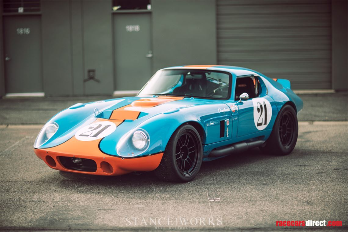Car Factory Direct >> Racecarsdirect.com - 1965 FFR Shelby Daytona 684HP Competition Cobra Coupe
