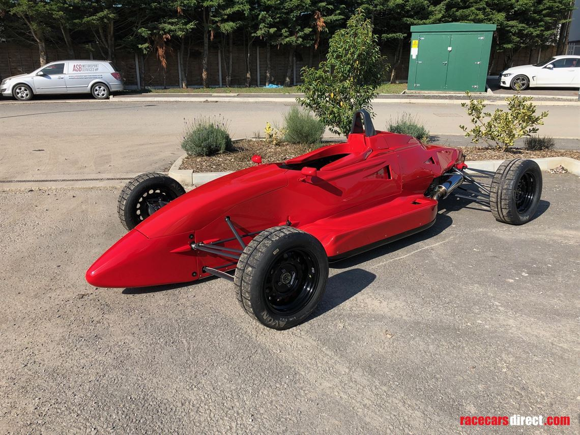 single-seater-formula-ford-van-diemen-medina