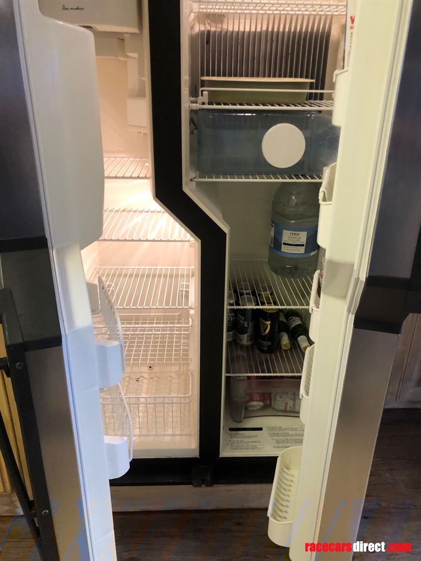 Huge Fridge Freezer