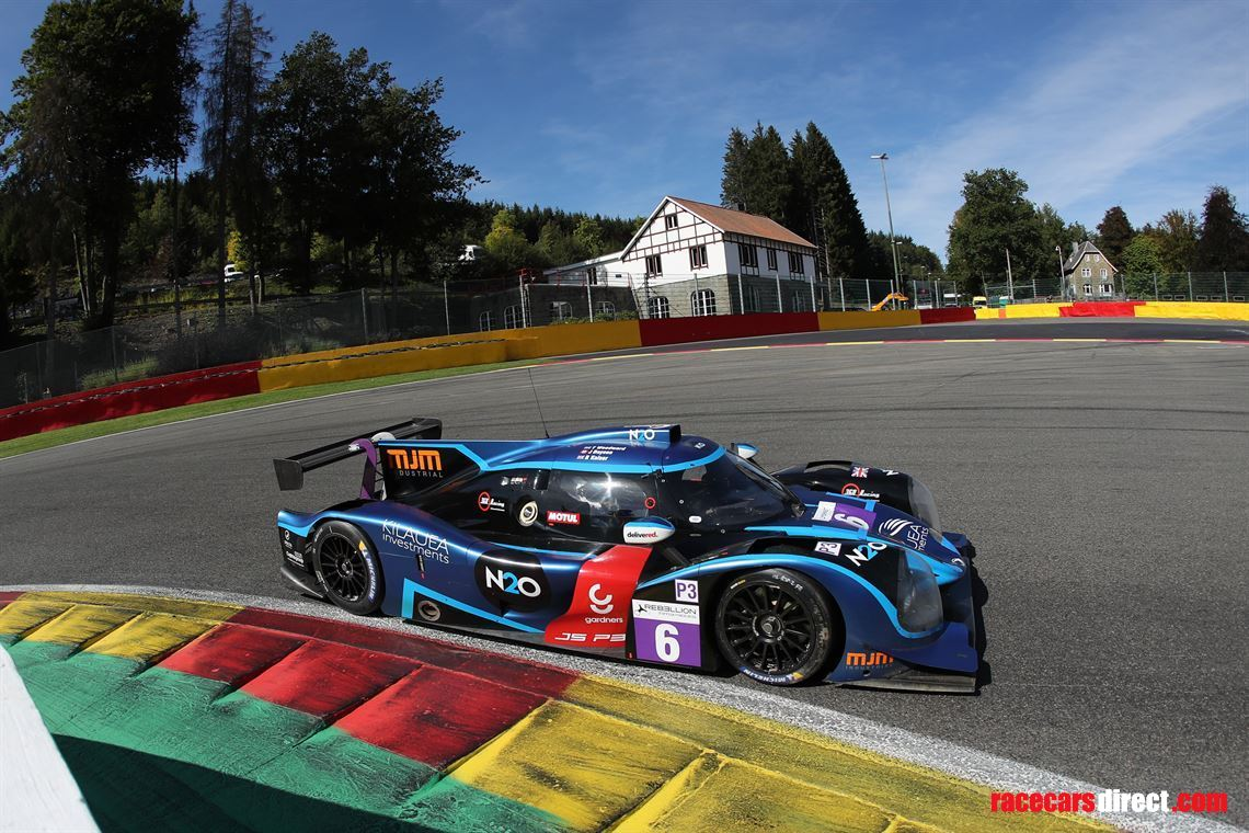 Photos taken from the 2019 ELMS Championship
