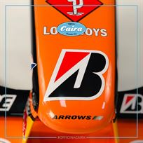 arrows-a22-formula-one---2001---nose-cone-fro