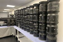 fortec-wsr-35-spares-and-kit-for-sale---all-o
