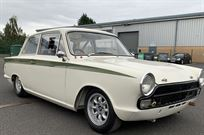 lotus-cortina-historic-race-car