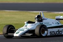 williams-fw08-f1-car
