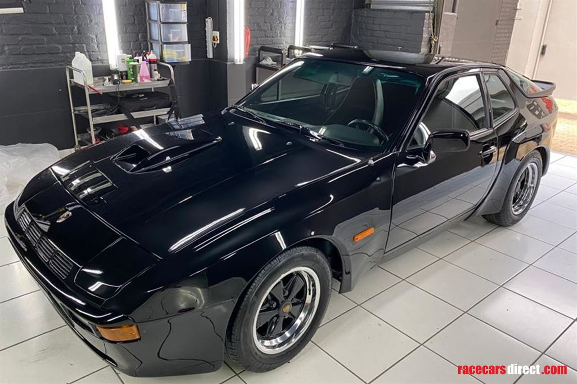 Immaculate example of a Porsche 924 Carrera GT, which has had a sympathetic restoration.