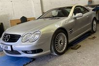 mercedes-sl55amg-parts-wanted
