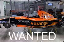 arrows-f1-a22-parts-wanted