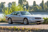mercedes-sl-600-silver-arrow-1-of-100