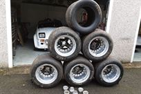 five-compomotive-revolution-5-split-rims-used