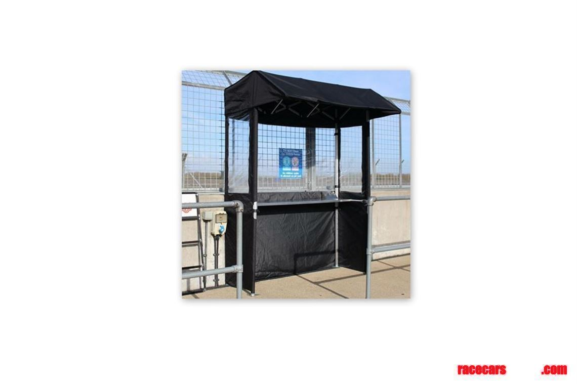 pit-perches---tyre-warmer-tent---tyre-trolley