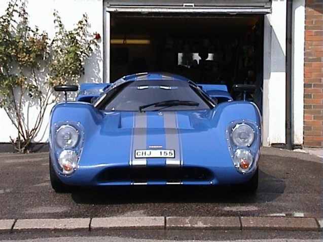 Sell Car For Parts >> Racecarsdirect.com - Lola T70 GTD MKIIIb STREET LEGAL - SOLD