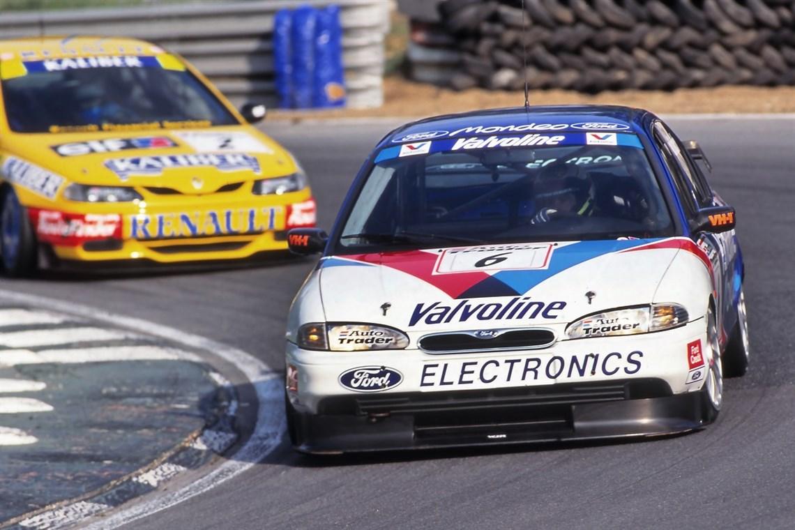 Racecarsdirect Com Ford Mondeo Super Touring Btcc 1996
