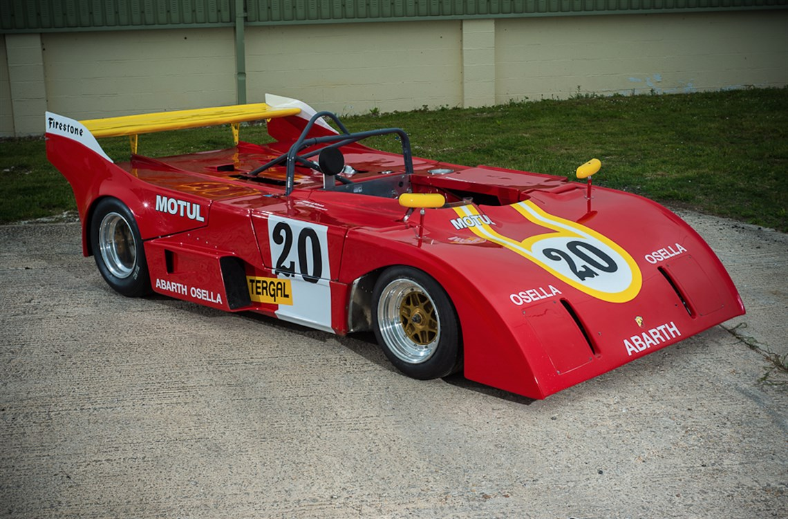 Osella Race Cars For Sale