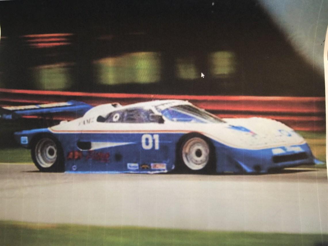 Bob Bell Chevrolet >> Racecarsdirect.com - SPICE GTP/L Chevrolet V8 IMSA, Buick V6 Optional