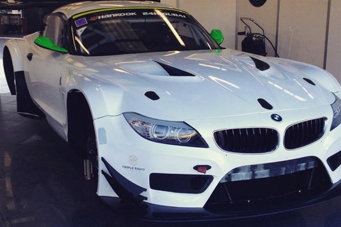 Racecarsdirect Com Bmw Gt3 Z4 Chassis 1037