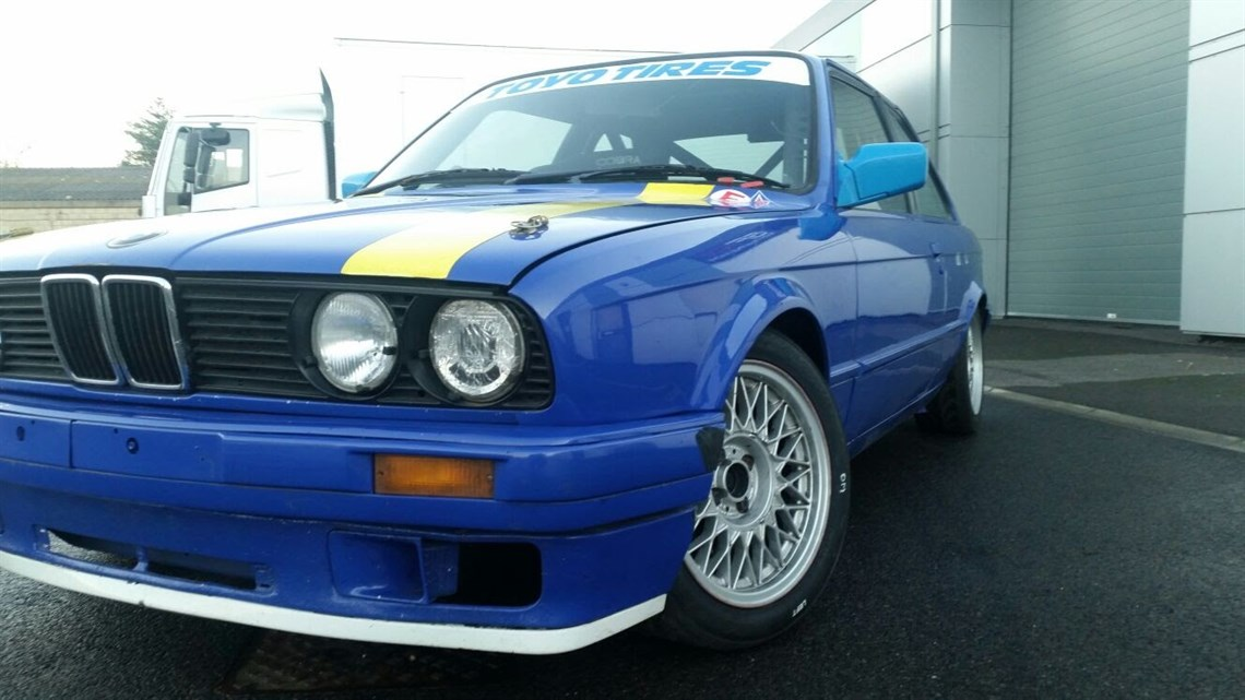 Racecarsdirect.com - Production BMW E30 320i Race Car For Sale