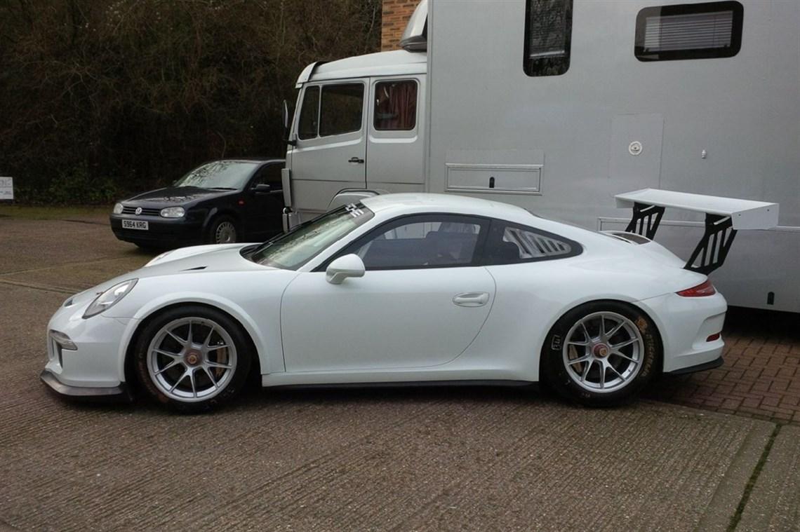 Racecarsdirect Com Porsche 991 Gt3 Cup My2015