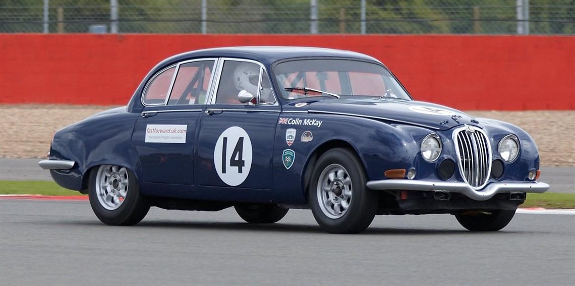 Racecarsdirect.com - Jaguar S Type saloon 1963