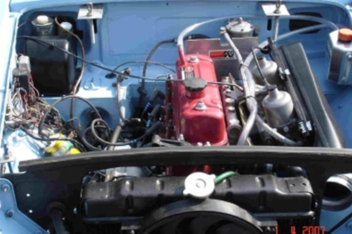Racecarsdirect Com Mass Racing Mgb Engine