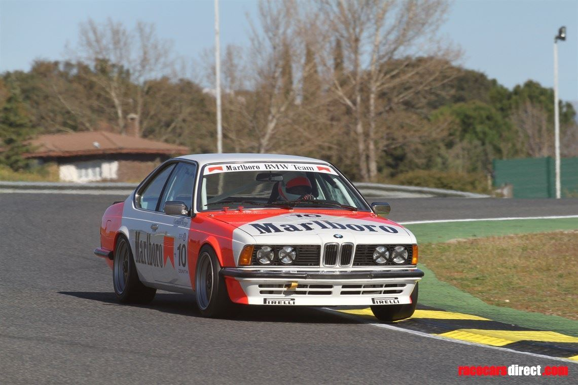 Racecarsdirect Com For Auction Bmw 635 E24 Group A