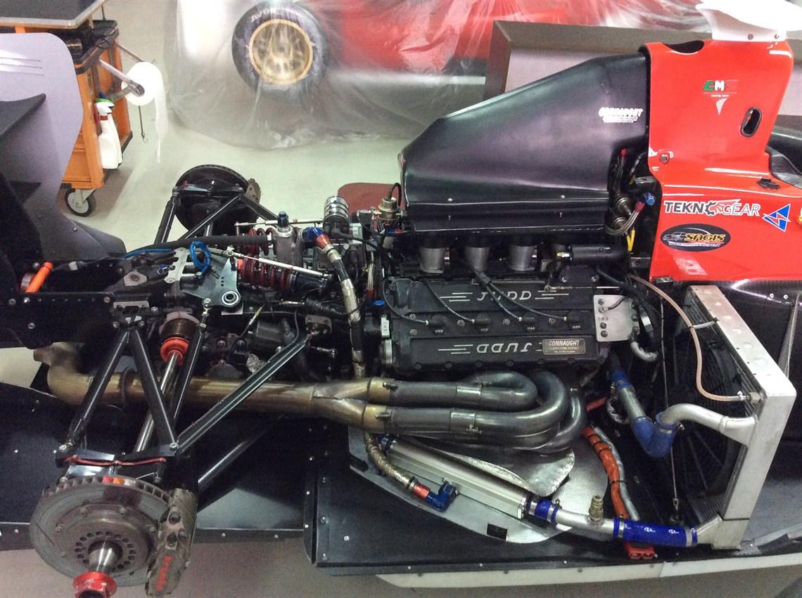 Racecarsdirect Com 2012 Lola Evo Judd V8 F1 Engine