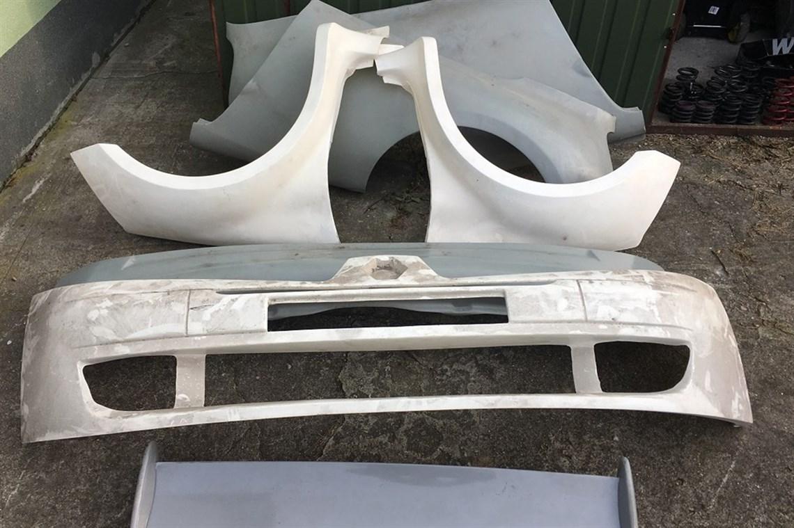 Racecarsdirect Com Clio S1600 Body Kit