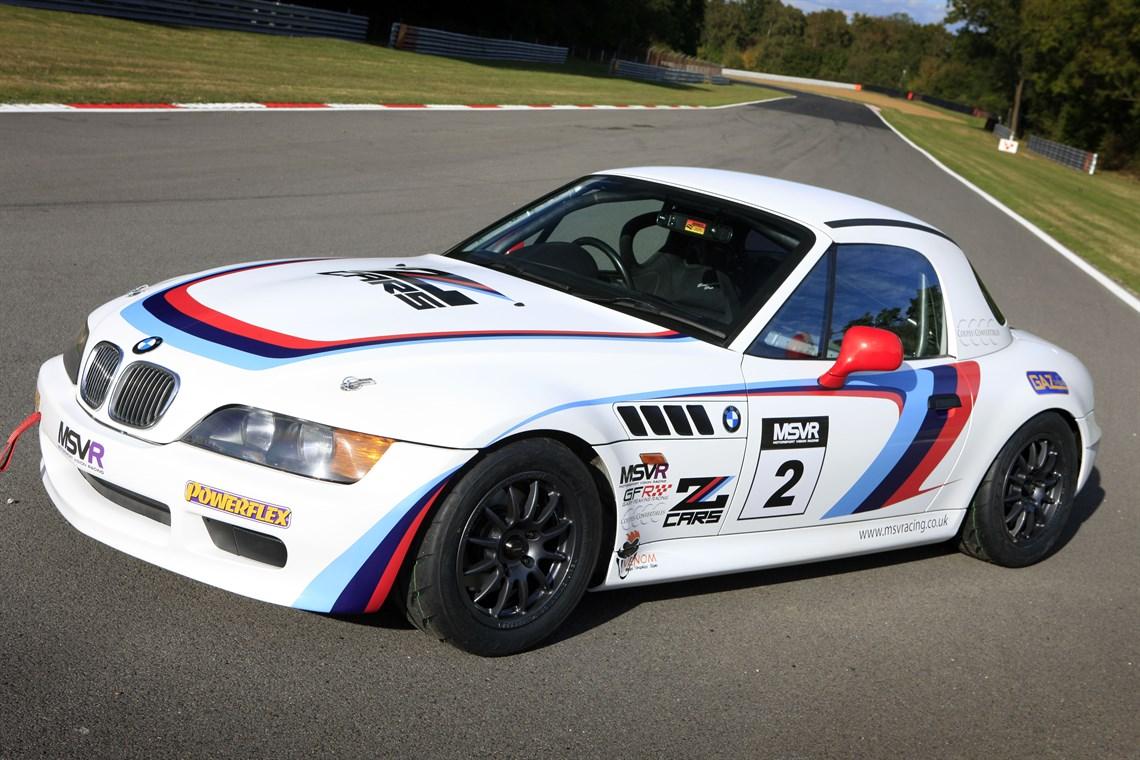 Racecarsdirect Com Msvr Z Cars Racing Series Bmw Z3 S