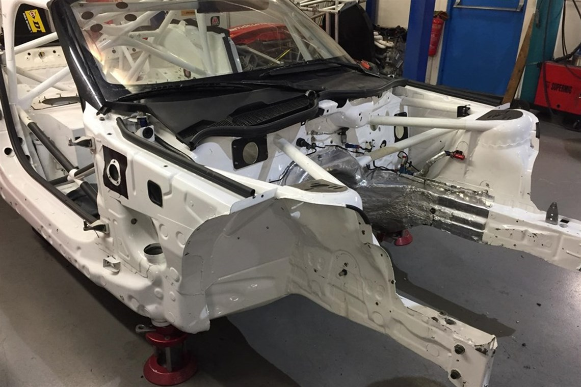 Racecarsdirect Com Bmw Z4 Chassis