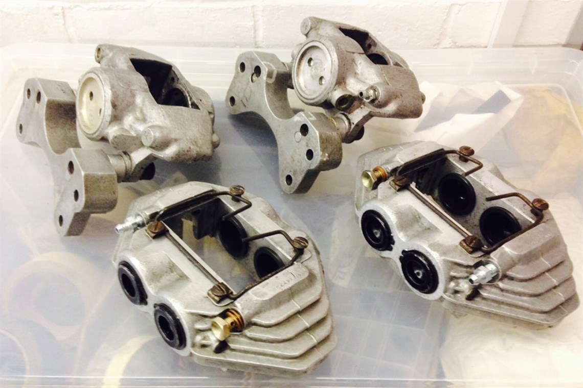 Racecarsdirect Com Historic Girling Ar5 And D14 Calipers