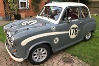 HRDC Academy A35, reliable and ready-to-race!