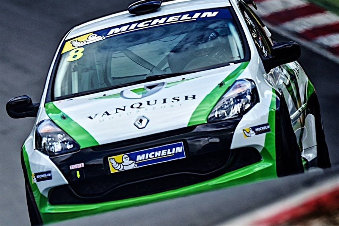 michelin-clio-cup-series---arrive-and-drive