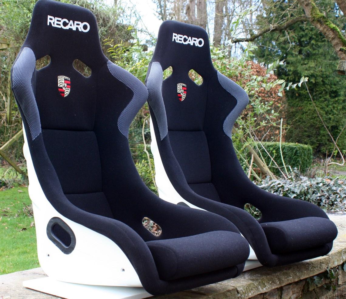 Ship A Car Direct >> Racecarsdirect.com - Genuine Porsche 964RS N-GT Recaro Seats