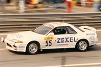 zexel-skyline-gt-r-grn-1990-spa-24hrs-number