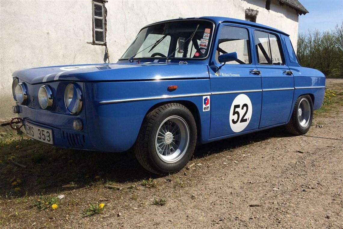 Racecarsdirect Com 1965 Renault R8 Gordini