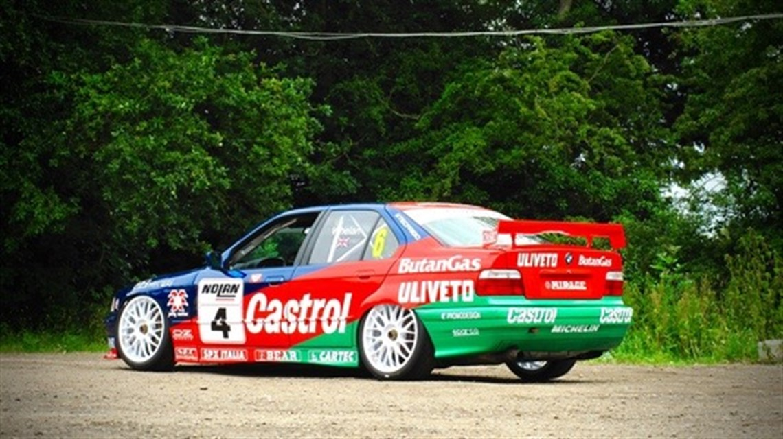 Racecarsdirect Com 1997 Bmw 320 E36 Stw Mclaren
