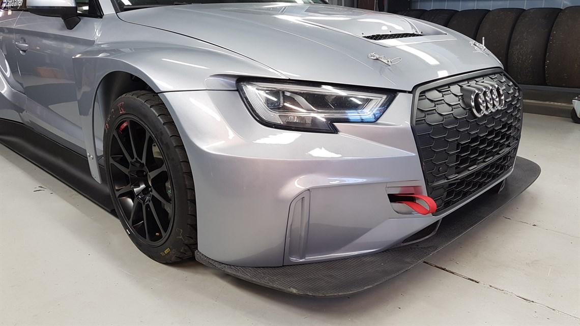 Racecarsdirect.com - Audi RS3 LMS TCR car