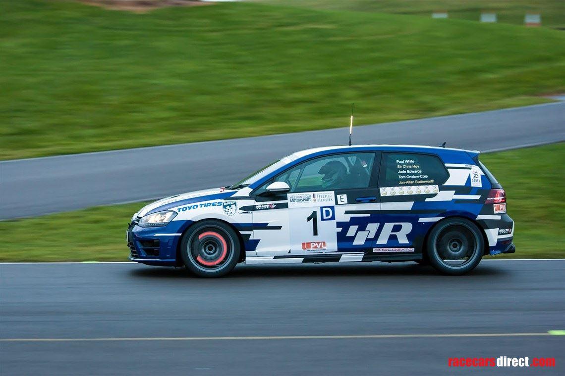 Racecarsdirect Com Volkswagen Golf Mk7 R Dsg Race Car