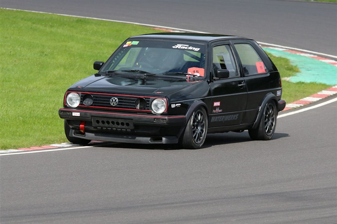 Car Racing On Fuel