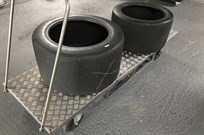 jordan-f1-pit-lane-wheel-tyre-trolley