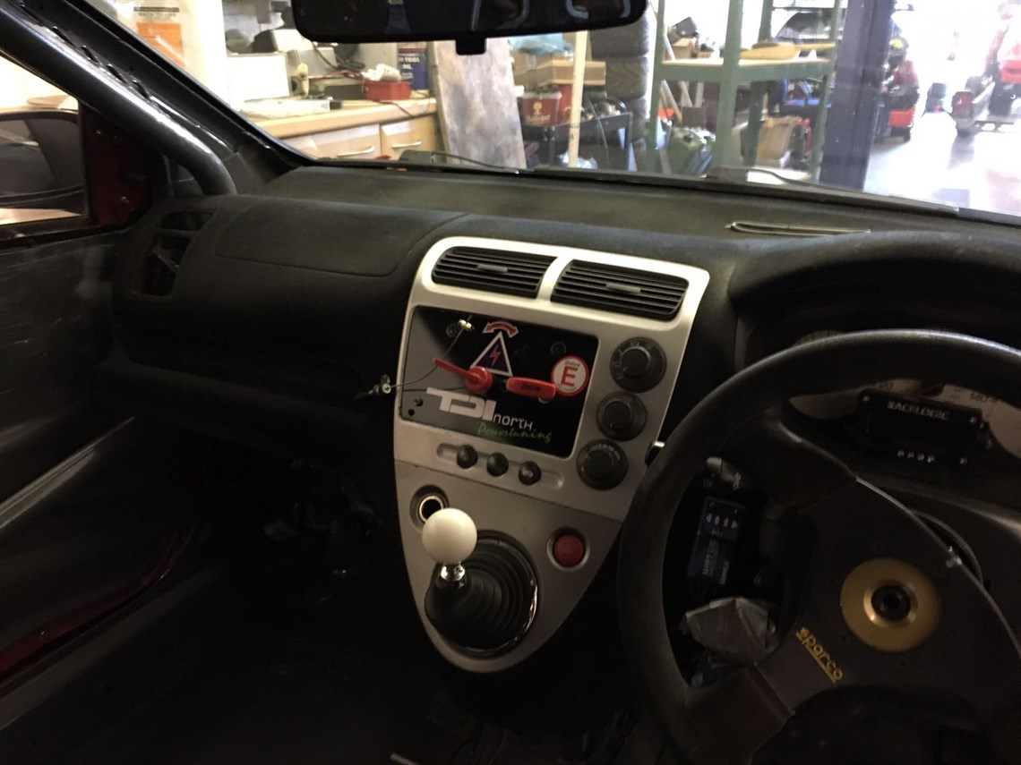 Honda Civic Type R Ep3 Race Car Reduced