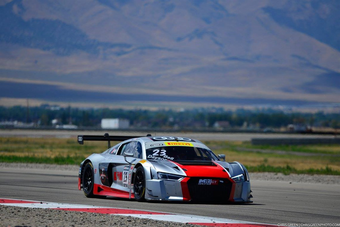 Racecarsdirect.com - 2016 Audi R8 GT3 LMS