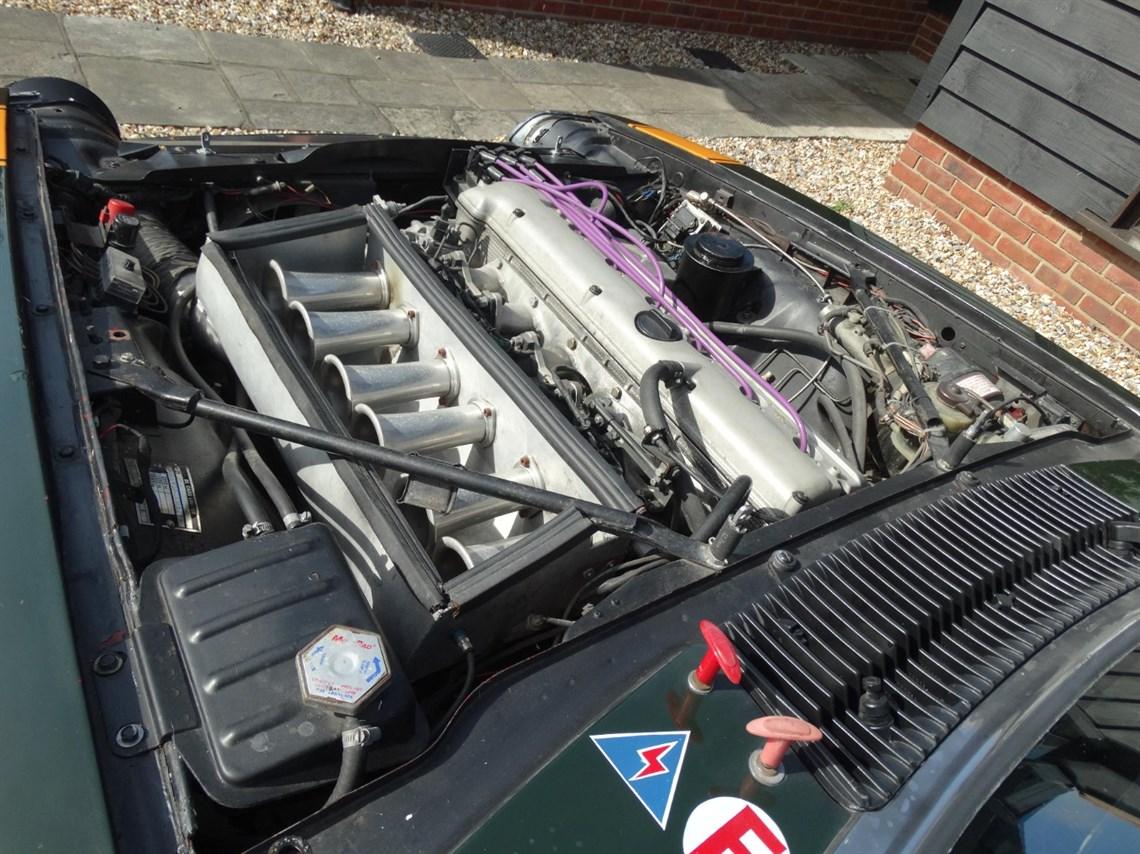 Racecarsdirect Com Jaguar Xjs 4000cc Straight Six Double