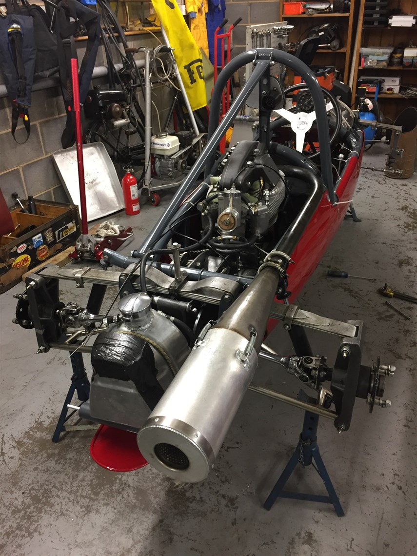 Racecarsdirect.com - Cooper Mk9 500cc F3 PRICE REDUCED