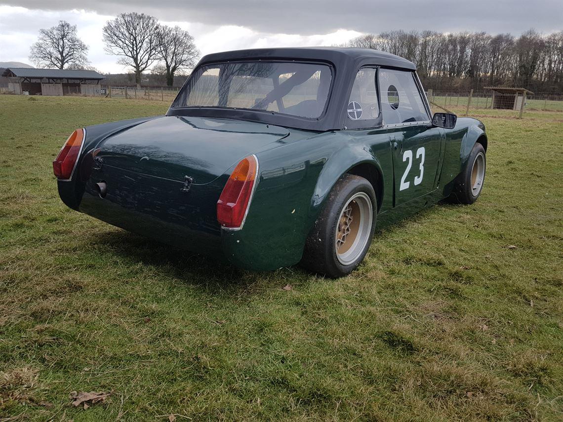 Facet Fuel Pump >> Racecarsdirect.com - MG Midget Hillclimb Race car Reduced