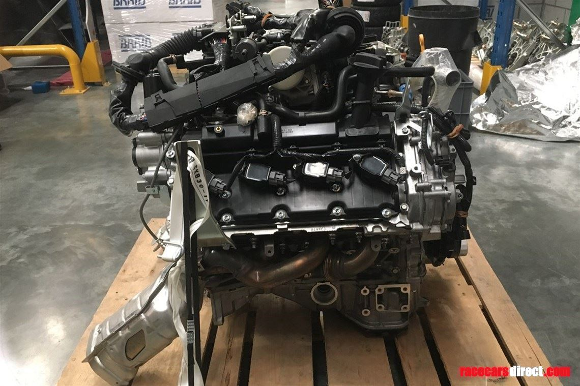 What Is A Crate Engine Wiki >> Racecarsdirect.com - Nissan VK50 5.0 litre V8 Crate engines - Brand New