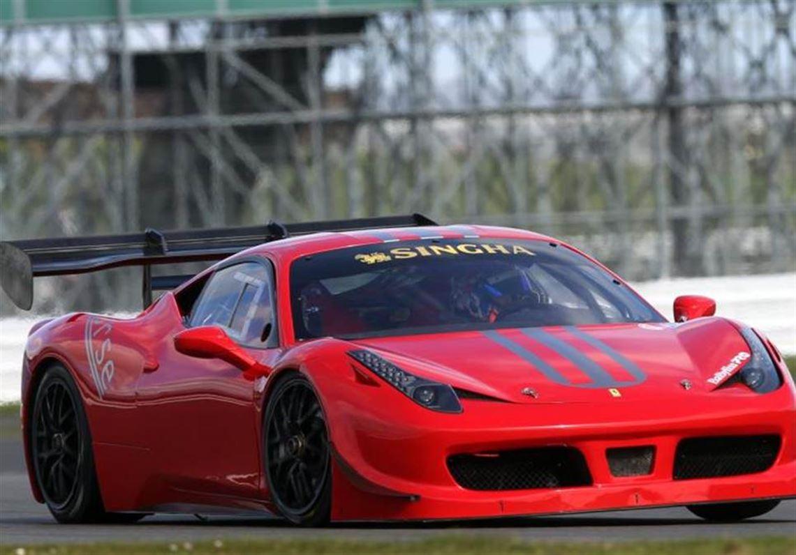2017 Ferrari 458 Price >> Racecarsdirect.com - Ferrari 458 Challenge (2012)