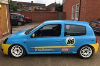 renault-clio-cup-ii-racecar-reduced-price