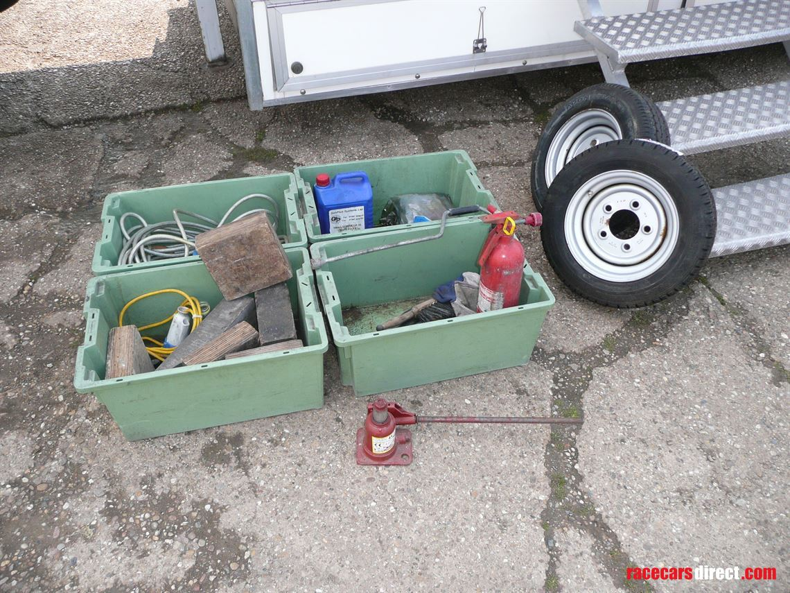 mini-artic-tractor-unit-and-trailer