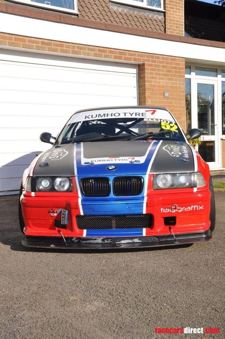 Racecarsdirect.com - BMW E36 3.0L M3 Race Car