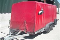 used-brian-james-covered-clubman-car-trailer